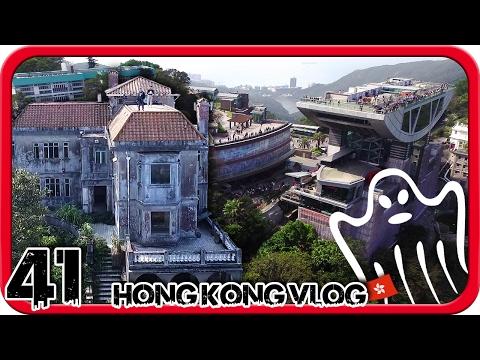 Verlassene Villa in Hong Kong | Peak | Auslandsjahr Hong Kong | VLOG #41