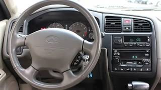 1999 Infiniti G20 Classic Dealer Group Waukegan IL 60085