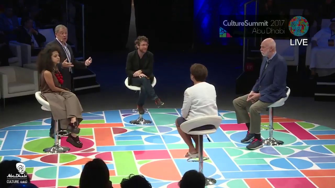 Sommet de la culture d'Abou Dhabi 2017: Les vérités universelles - Ce que les arts nous enseignent sur la façon dont nous pouvons nous rassembler