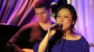 ERIKA『TRUE COLORS』 CD release party at Blue Note New York on 11/25/2013 松尾依里佳 検索動画 3
