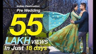 indian destination romantic pre wedding video bollywood style   sukhdeep gurvinder   manali