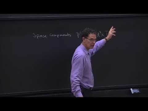 Lecture 3   Energy Momentum tensor, the Lorentz Force, Noether Theorem