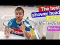 THE BEST SHOWER HEAD EVER? - Methven Aurajet review