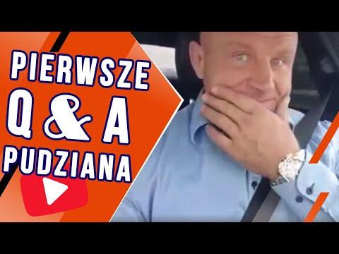 Pierwsze Q&A Pudziana: Mariusz Odpowiada Na Komentarze Internautów!