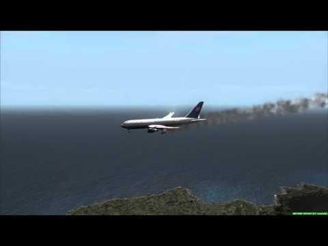 Boeing 767-200ER Emergency Landing Guantanamo
