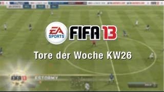 FIFA 13 - Tore der Woche - KW 26