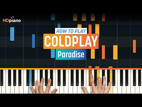 """Paradise"" By Coldplay 