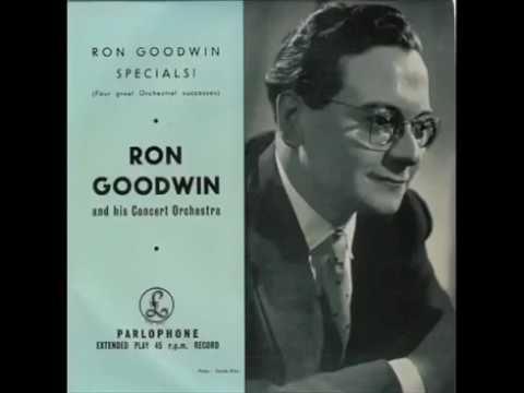 Ron Goodwin - Lagu pada waktu masa berbuka puasa (nostalgia)