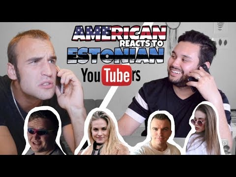 American REACTS  Estonian rs FT Artur Rehi