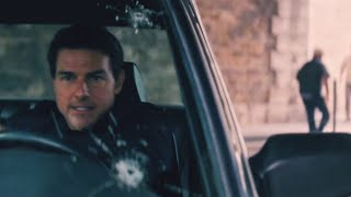 Mission Impossible 6 Fallout Best Car Scenes(HD)2018