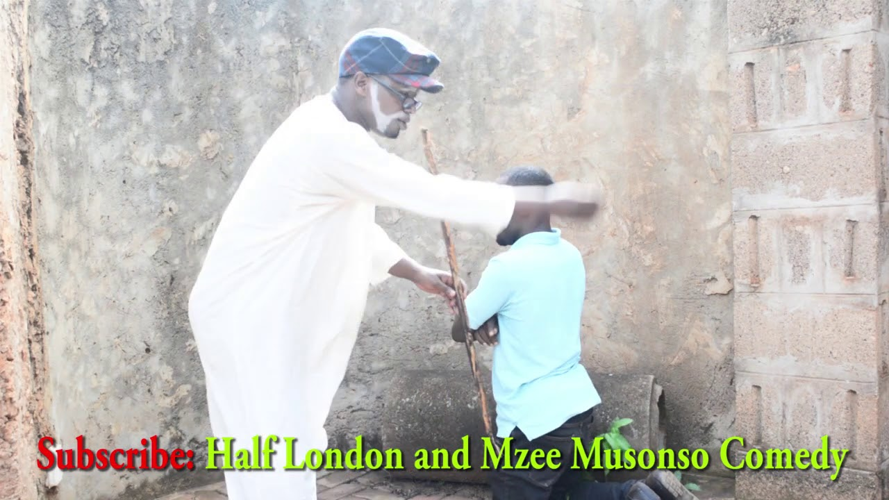 Download Kibooko Zinyoose Latest Comedy Skits 2020 by Half London and Mzee Musonso
