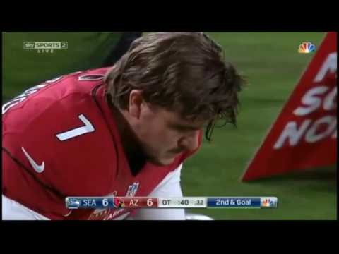 ARIZONA CARDINALS vs. SEATTLE SEAHAWKS (RIDICULOUS OVERTIME) Week7
