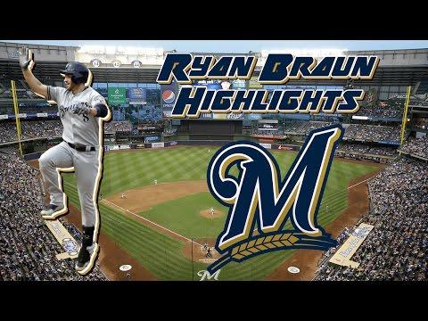 Ryan Braun 2016 Defensive Highlights
