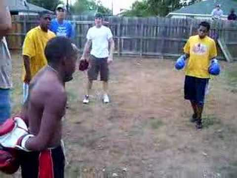 backyard fights youtube