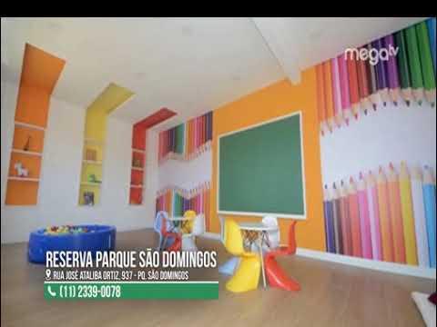 Reserva Parque São Domingos na Mega TV (vídeo 1)