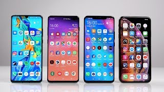 Huawei P30 Pro vs. Samsung Galaxy S10+ vs. Mate 20 Pro vs. Apple iPhone Xs Max: Benchmark | SwagTab