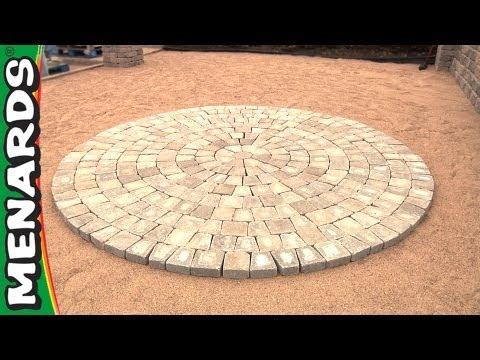 Circular Patio Kit - How To - ...