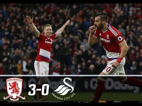 Download Middlesbrough vs Swansea City 3 0   All Goals and Extended Highlights   EPL 17 12 2016 HD