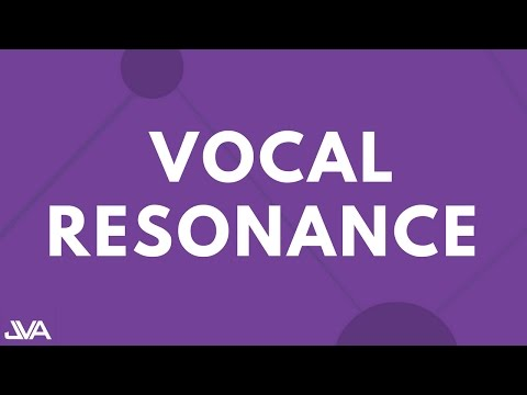 RESONANCE - VOCAL EXERCISE