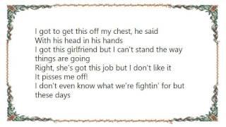 Kate Tempest - A Hammer Lyrics