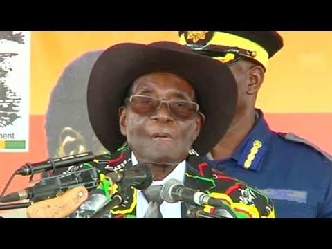 Ruling ZANU-PF party meet to decide President Mugabe's fate