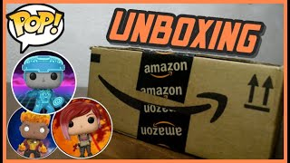 UNBOXING | Abriendo 3 Funko Pop! de Amazon