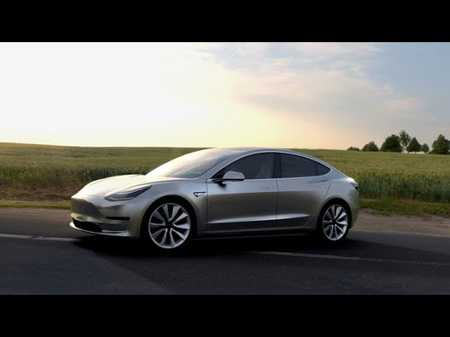 Elon Musk's Anticipated Tesla Model 3 with Guest Jerry Heasley(Show #889)