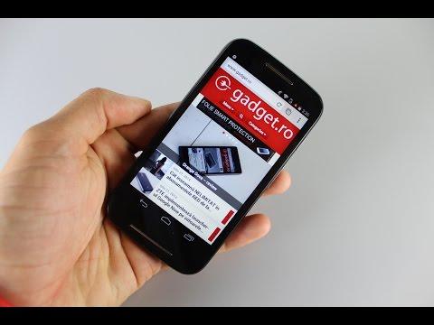 Motorola Moto E - review [Gadget.ro]