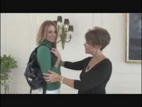 How to Wear a Sling Bag - YouTube