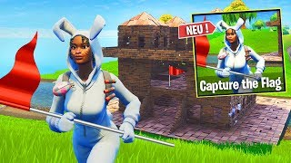 *NEU* CAPTURE THE FLAG Modus in FORTNITE !