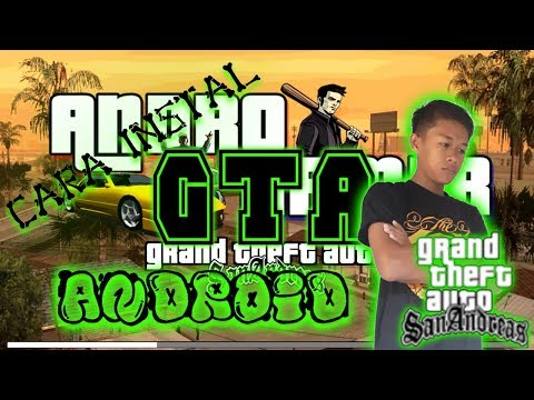 CARA MAIN GTA DI ANDROID