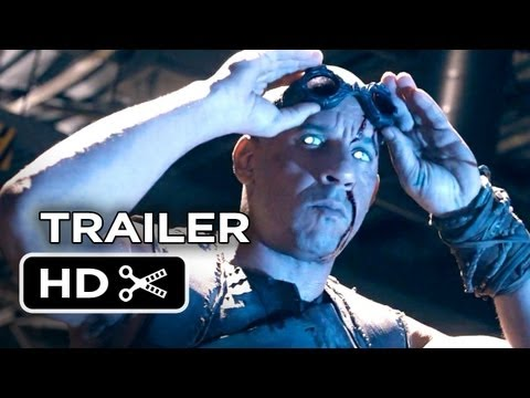 Riddick Official Trailer #1 (2013) - Vin Diesel, Karl Urban Sci-Fi Movie HD Travel Video