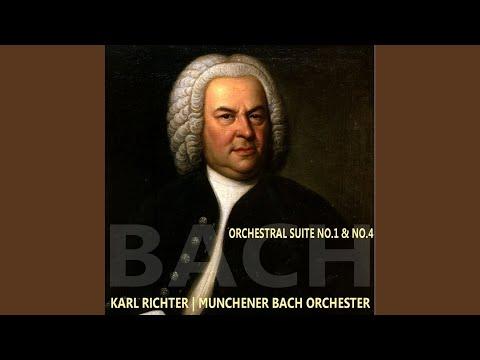 Suite No. 1 In C Major, BWV 1066: II. Courante