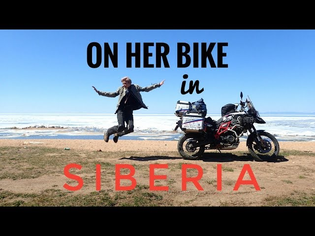 Expedition Russia! On Her Bike Around the World. Episode 2