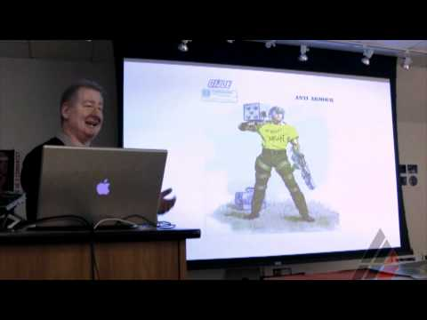 Dave Dorman Visiting Artist Lecture 2/22/2012 American Academy of Art