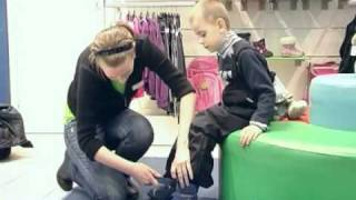 видео Выбор детской обуви: мнение врача-ортопеда