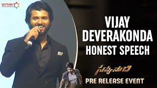 Vijay Deverakonda Honest Speech | Savyasachi Pre Release Event | Naga Chaitanya | Madhavan | Nidhhi
