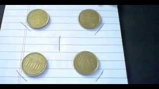 How a Euro is really are made.