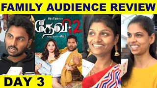DEVI 2 Family Audience Review – Day 3