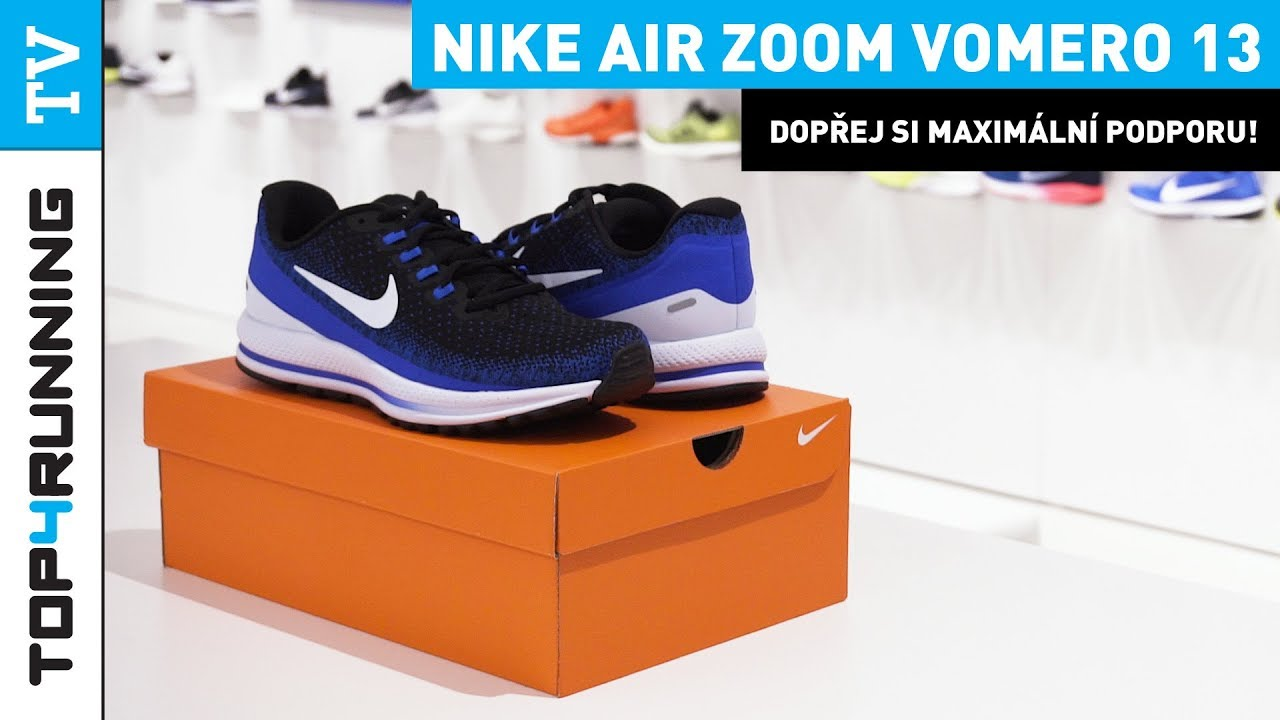 2f32ed6e2f44 👟 TOP4RUNNING TV UNBOXING Nike Air Zoom Vomero 13 👈 - YouTube