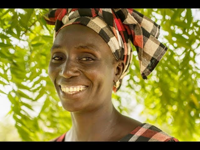 Guilé Mane - A farmer in Senegal