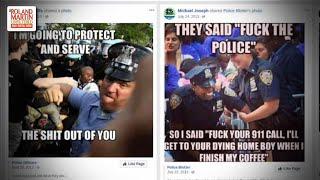 Thousands Of Police Officers' Racist, Violent Facebook Posts Exposed