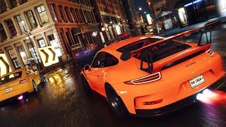 NEW Racing Games :The Crew 2