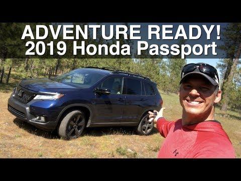 Cargo, Cargo, Cargo: 2019 Honda Passport on Everyman Driver