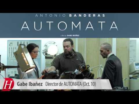 AUTOMATA:  Entrevista con el Director Gabe Ibañez
