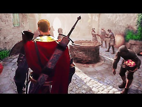 PROJECT TL Gameplay Trailer (2018) MMORPG Game