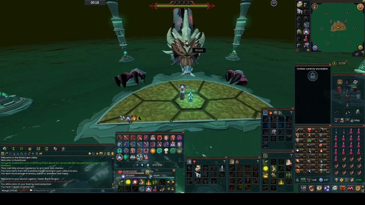 Runescape eoc queen black dragon welfare gear guide youtube.
