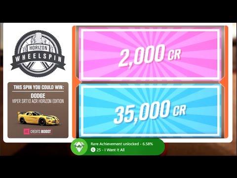 Forza Horizon3 WHEELSPINS - My LAST 3 Million !! Going Broke or Supra