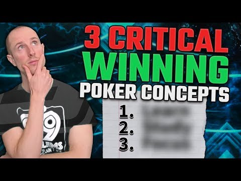 Gripsed Poker Strategy - The Triple Threat