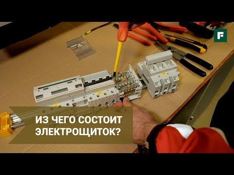 Выбор модульного оборудования для щитка. Из чего состоит электрощиток? // FORUMHOUSE